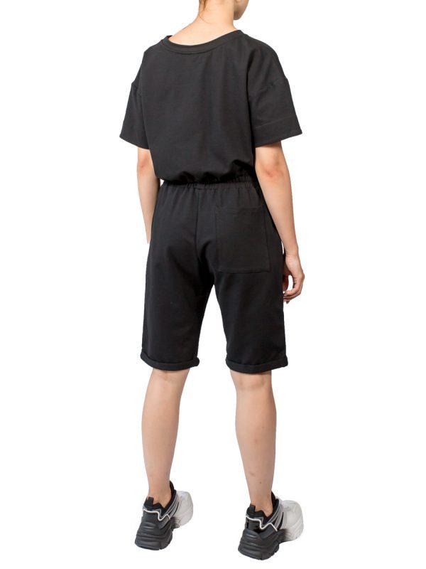 Костюм Imperial спортивный черного цвета
