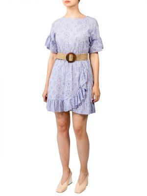 Платье Miho's лиловое
