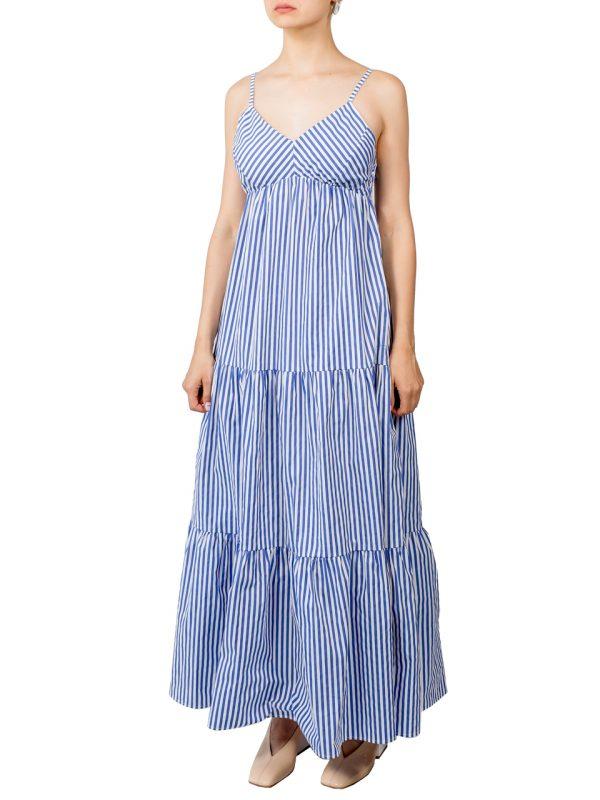 Платье Lumina в полоску