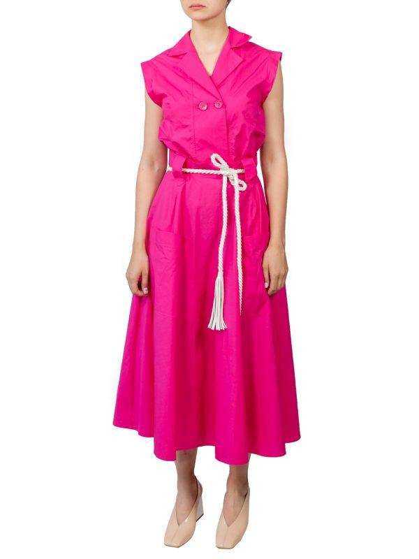 Платье Imperial фуксия AA2VZRW-1