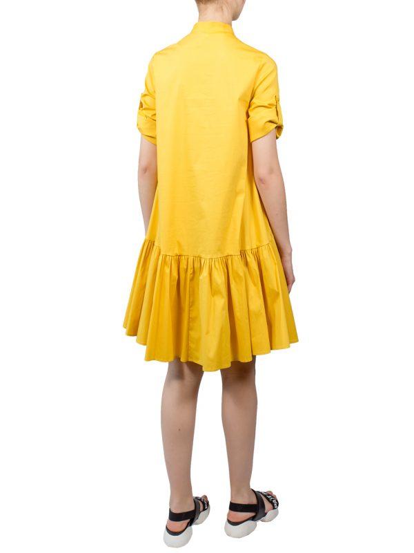 Платье Imperial желтое