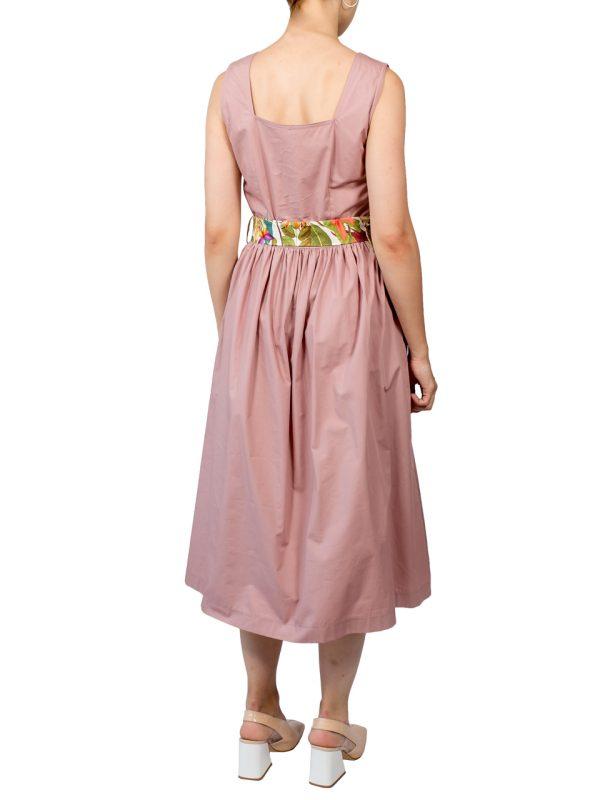 Платье Imperial пыльно-розовое