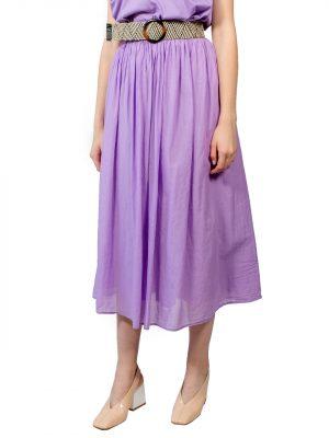 Юбка Imperial фиолетовая