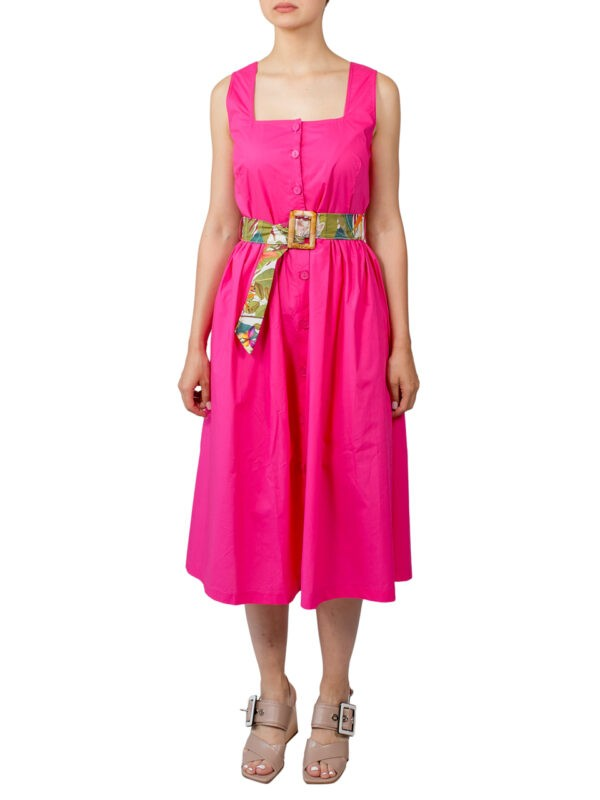 Платье Imperial фуксия