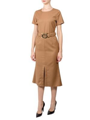 Платье Imperial бежевое