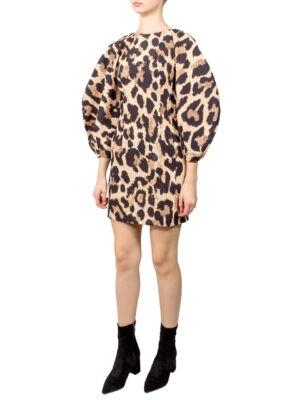 Платье Imperial леопардовое