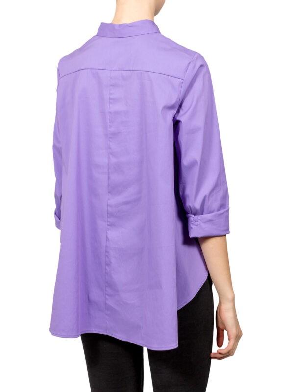 Рубашка Imperial фиолетовая