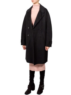Пальто Vicolo черное