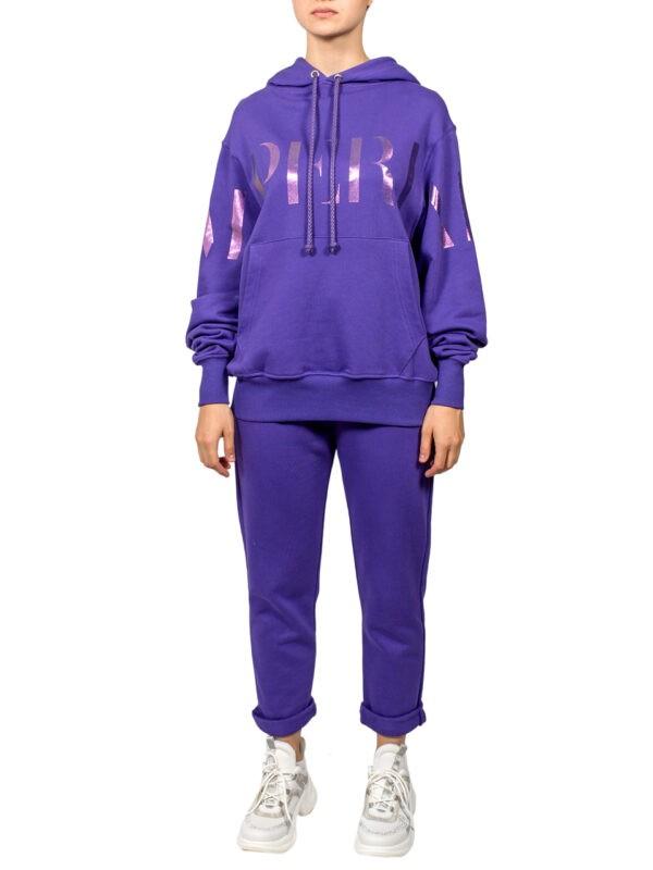 Костюм Imperial спортивный фиолетового цвета