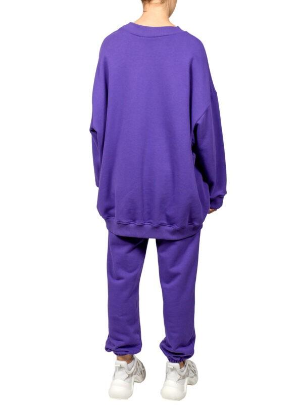 Костюм Vicolo спортивный фиолетового цвета