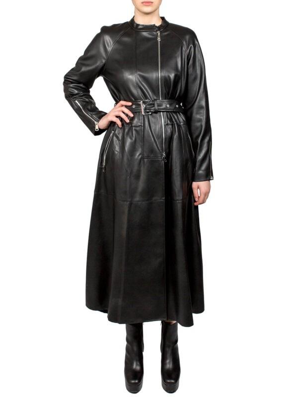 Платье-плащ Beatrice черный