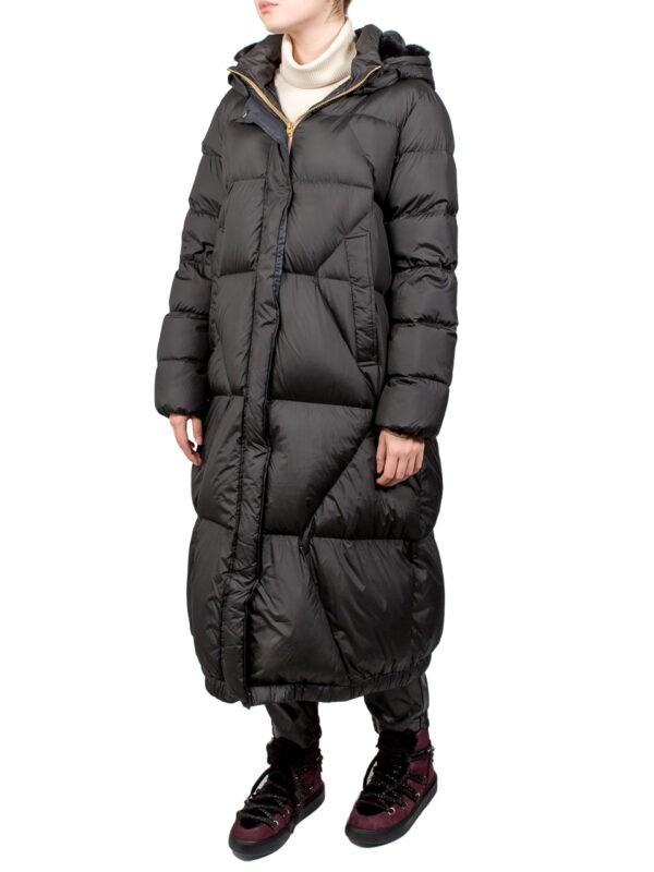 Пальто дутое Paquito хаки