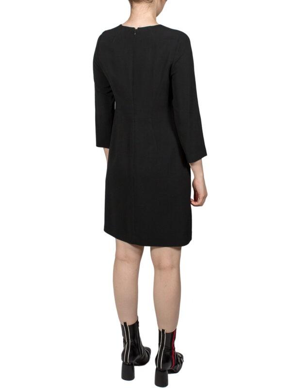 Платье VDP черное