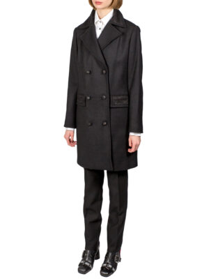 Пальто VDP черное