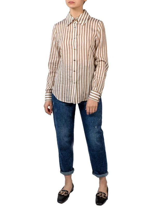 Блуза Luisa Spagnoli в полоску